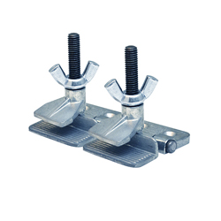 Cast Hinge Jiffy Clamps (Pair)