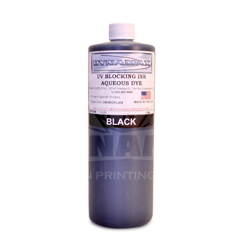 UV Blocking Ink Aqueous Dye - Liter