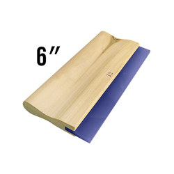 Wooden Handled 80D Squeegee - 6
