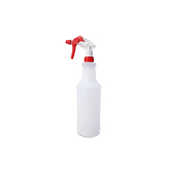 Chemical Resistant Bottle with Trigger