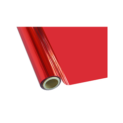 AMAGIC Textile Heat Press Foil - Red R4 - 12.5