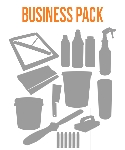 Screen Printing Business Supply Pack