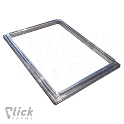 Aluminum Click Frame - 23 x 31 (Tool not included)