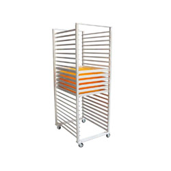 Anatol 25-Capacity Screen Rack