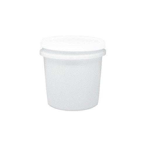 Single gallon Natural Pail (Lid Not Included)