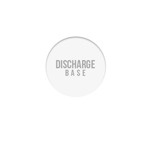 Discharge Base - 5 Gallon