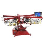 Anatol Volt All-Electric Series Screen Printing Press - S